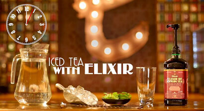 How to Make Iced Tea with Elixir of Ceylon Tea