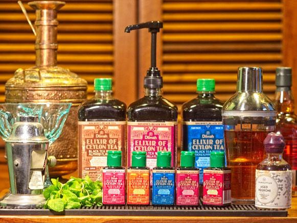 Dilmah Elixir Tea Collection