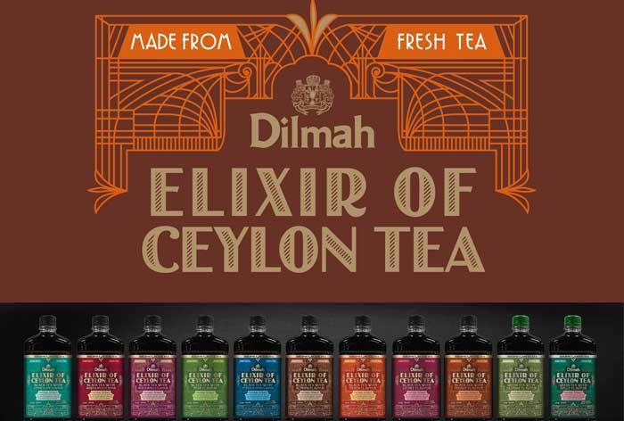 Real Tea - Dilmah Elixir of Ceylon Tea